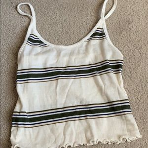 very cute tank top from pacsun. never worn